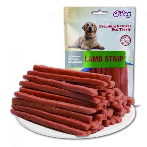 Lamb Slice Shandong Supplies Best Selling for dog premium natural dog dental training treats O'dog myjian